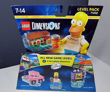 LEGO DIMENSIONS: Homer Simpson Level Pack Woodville Charles Sturt Area Preview