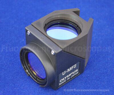 Semrock Brightline Mcherry Dichroic Filter Cube Olympus Fluorescence Microscope