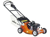 Dormak commercial lawnmower lawn mower cr53 pro