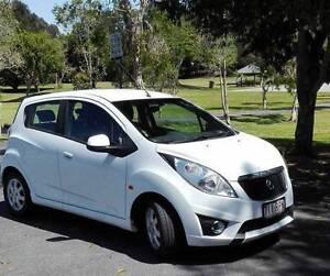 2011 Holden Barina Spark Hatchback Merrimac Gold Coast City Preview