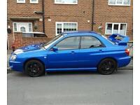 Subaru impreza WRX (221) stunning car!!