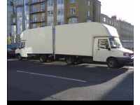£10 per hour CHEAP Man with a Van Transport And HOME/HOUSE Removal Service /Van Rental with driver