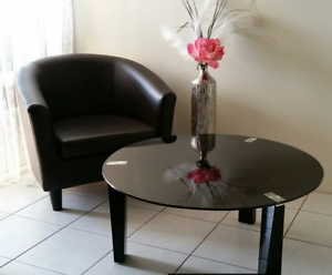 Coffee Table & Chair to suit Reception Area Ballajura Swan Area Preview