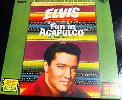 *NEW* CD Soundtrack - Elvis Presley - Fun in Acapulco (Mini LP Style Card Case)