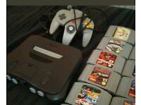 N64 28 games