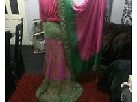 Stunning Bridal Indian Lengha