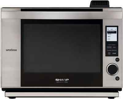 60% OFF NEW Sharp Microwave Convection Super Steam AX1200S 4 ovens in 1