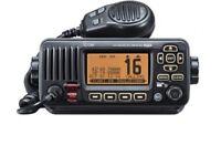 Wanted boat vhf radio