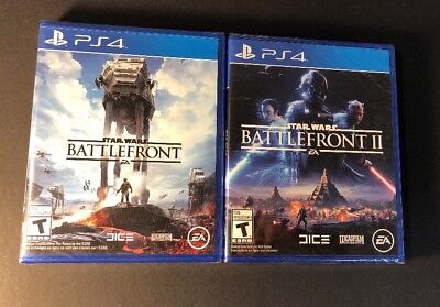 Star Wars Battlefront  [ Combo Pack ] (PS4) NEW