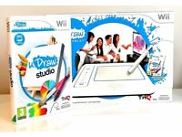 U draw Studio Tablet and Game for Wii + extra Lego Game