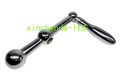 Set Bridgeport Milling Machine Parts Three Ball Metal Crank Handle 197mm16mm