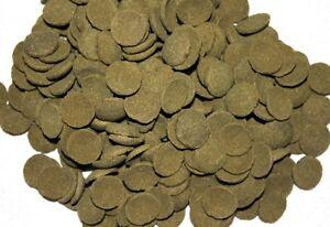 Welschips Welstabletten L-Welse Futtertabletten Fischfutter Spirulina 1 kg