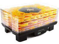 Andrew James Premium Digital Food Dehydrator