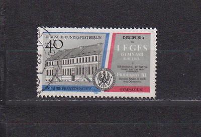Berlin 1989 gestempelt Nr. 856 Französisches Gymnasium