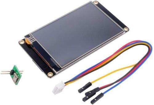 "Nextion Enhanced 5"" Resistive Touch Screen UART HMI LCD 800x480"