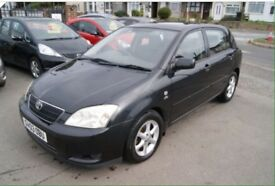 TOYOTA COROLLA 2.0 D4D 2001 2002 2003 2004 2005 2006 BREAKING FOR SPARES