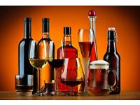 Wholesale Business VAT registered Bank Account Warehouse-Office Alcohol Licence