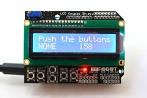 16x2-Character-Blue-LCD-Display-Shield-with-Keypad-for-Arduino