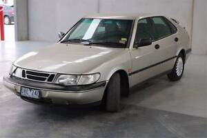 1997 Saab 900s Automatic Hatchback Springvale Greater Dandenong Preview