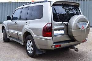 2004 Mitsubishi Pajero NP EXCEED WITH REGO & RWC Clyde Casey Area Preview