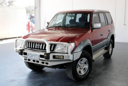 Toyota Grande Automatic 1998 Seats 8