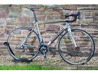 Boardman Road Pro SLR Full Carbon Medium Bike DeRosa Whyte Giant Cube Scott Specialized Cannondale
