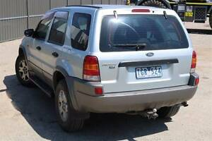 2004 Ford Escape XLT Wagon 4X4 + REGO Taylors Lakes Brimbank Area Preview