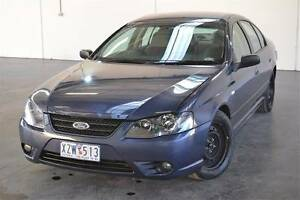 2008 Ford Falcon Dual Fuel BF MK11 Rego & RWC  157000Kms ONLY Bacchus Marsh Moorabool Area Preview