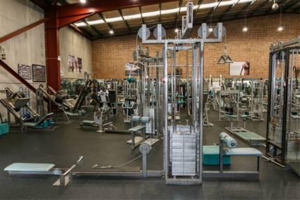 Heavy Duty Gym Equipment Dundas Valley Parramatta Area Preview