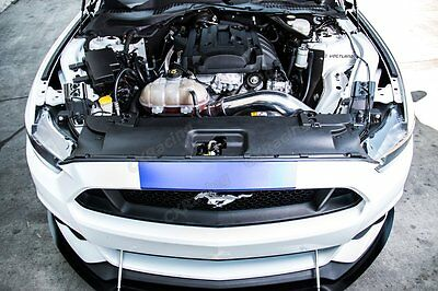 CXR Intercooler Piping BOV Kit For 15-17 Ford Mustang EcoBoost 2.3T Turbo