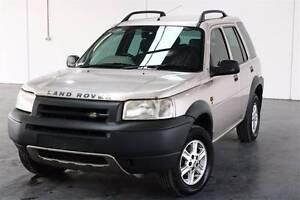 Land Rover Freelander Wagon Hawthorn East Boroondara Area Preview