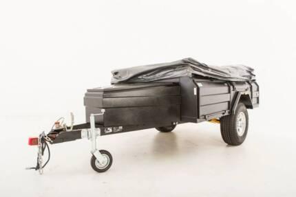 Walkthru Soft Floor Camper with Independent Susp + smev kitchen Bayswater Bayswater Area Preview