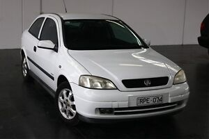 2002 Holden Astra with RWC & Registration Heatherton Kingston Area Preview