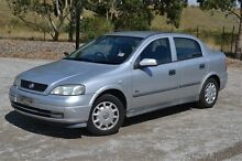 2001 Holden Astra Sedan North Melbourne Melbourne City Preview