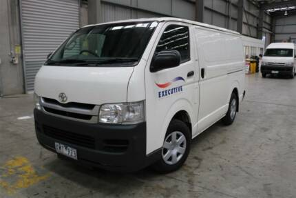 2010 Toyota Hiace * Priced for quick sale *