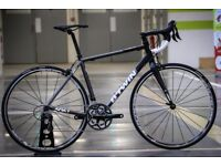 2017 Btwin Triban 540 Road Bike Shimano 105 Carbon forks not Giant Specialized Cube Trek Caad8 Felt