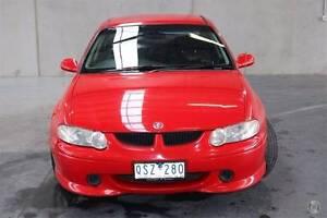 2001 Holden Commodore Sedan West Footscray Maribyrnong Area Preview