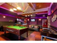 PARTY Accommodation Nottingham from 35 Pounds Per Person 7 Bedroom Apartment Sleeps 9- Self Catering