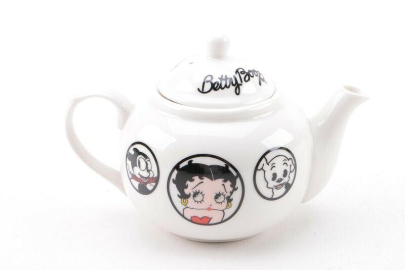 Betty Boop ©2002 · Tea 4 You, Teapot