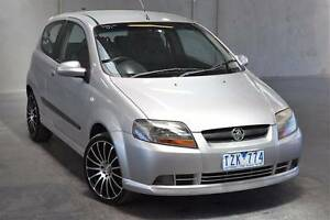 2006 Holden Barina with RWC and 1 year Rego Tottenham Maribyrnong Area Preview