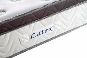 DOUBLE SIZE Orthopedic LATEX Top Mattress WAREHOUSE DIRECT