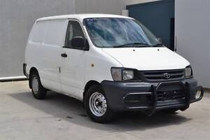 1998 Toyota Townace Van/Minivan Elwood Port Phillip Preview