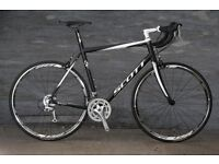 Scott Speedster S55 road bike for sale used couple of times ! SIZE Large