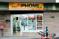 Cellphone Repairs & Unlocking/ Reparation Telephone et Deblocage