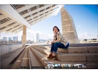 Au pair from Barcelona
