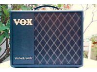 VOX VT20X Valvetronix Valve Tube Modeling Guitar Amplifier Very Good Condition