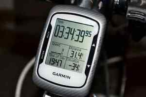 Garmin Edge 500 GPS Cycle computer tracker Pyrmont Inner Sydney Preview