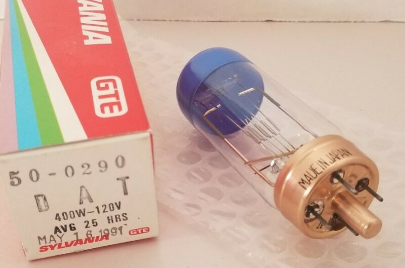 New Old Stock (NOS) Sylvania DAT 400 Watt 120v