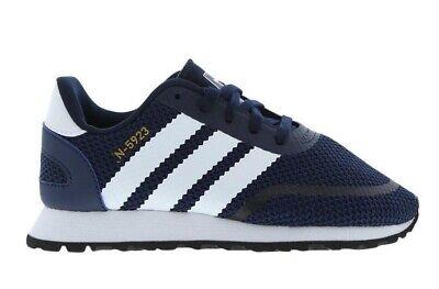 ADIDAS Originals N-5923 Iniki Runner Kinder Sneaker Laufschuhe Sportschuhe navy ()
