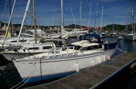 23 ft Boat - Jeanneau Tonic – SAN JUAN. Trailer included.
